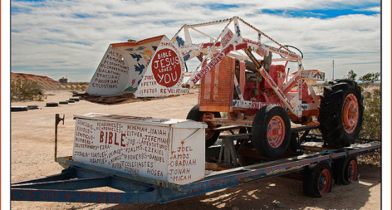 Lähtisikö Jeesus traktorimarssille?