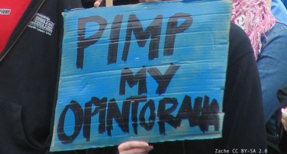 Pitääkö sivistysmielisen kannattaa opiskelijoiden mielenosoitusta?