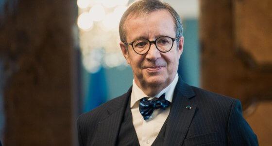 Viron entinen presidentti Toomas Ilves liittyy Liberan hallitukseen