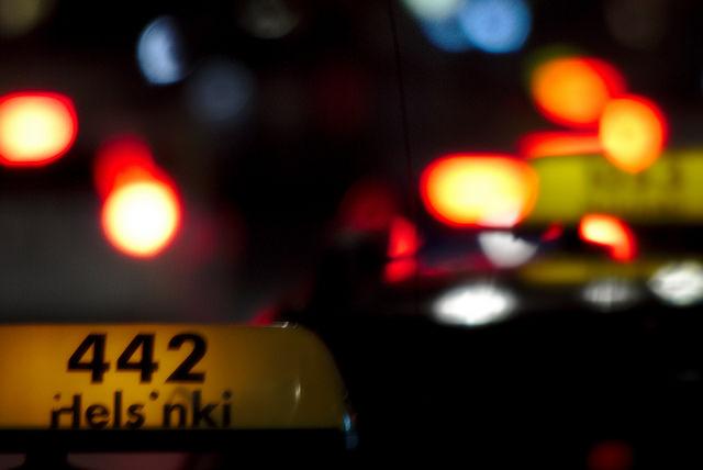 Taksimarkkinat vapaaksi!