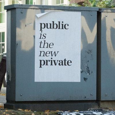 Sen mikä on julkista pitäisi olla julkista