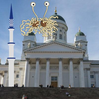Vapaavuori ja moskeija