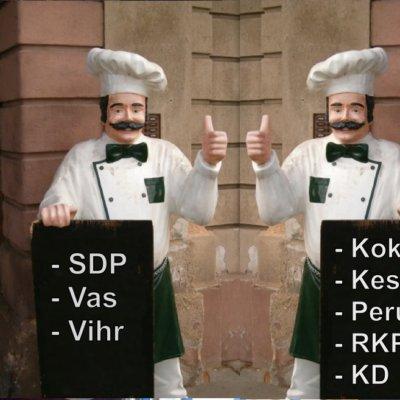 Ajatuspaja-Hessun äänestyssuositukset vaaliviikonlopuksi!