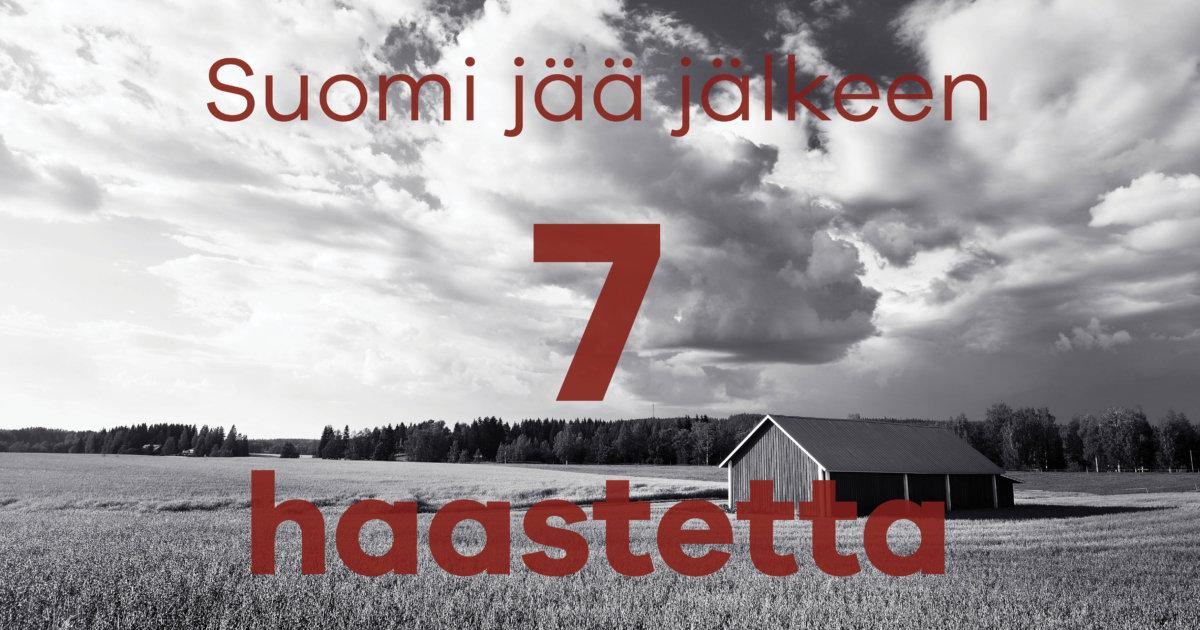 Suomen 7 haastetta VI: Taloustiede on aliarvostettua ja keskustelu heikkoa
