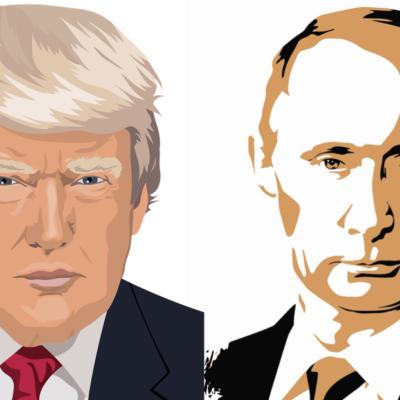 Donald Trump, Vladimir Putin ja sotilasliittoon kuulumaton Suomi