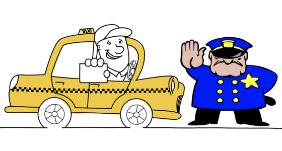 Taksikuskiksi työllistymisen tiellä on täysin turhia esteitä