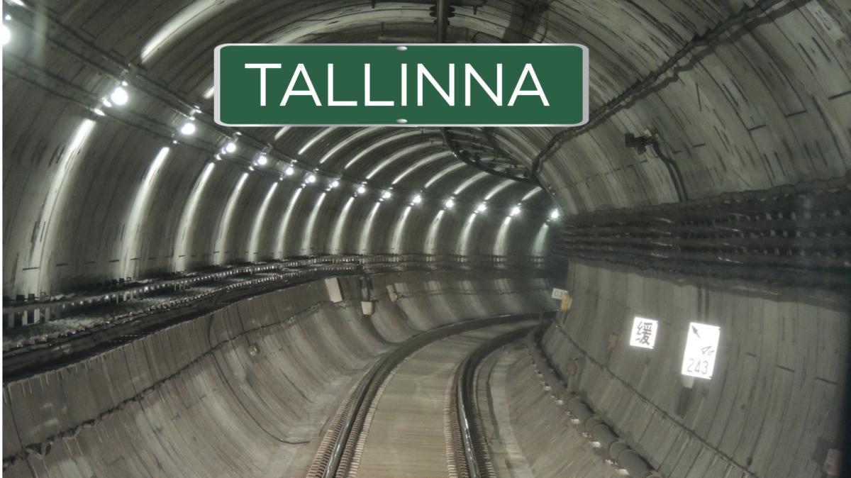 Tunneli Tallinnaan toisi lisävauhtia Suomen vientiteollisuudelle