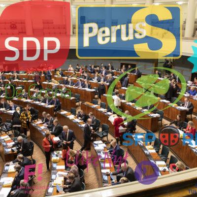 Vaalipiirien poistaminen tekisi eduskuntavaaleista reilummat