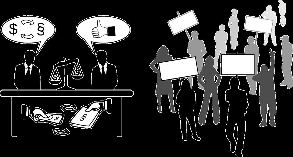 Kenen joukoissa hallitus seisoo työmarkkinakiistoissa?