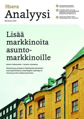 Lataa: Lisää markkinoita asuntomarkkinoille