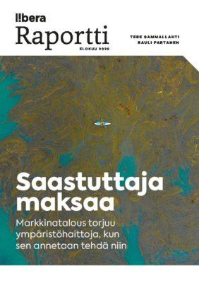 Lataa: Saastuttaja maksaa -raportti