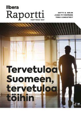 Lataa: Tervetuloa Suomeen, tervetuloa töihin